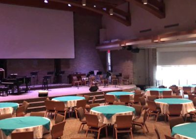 Florida Hopsital Church Photo